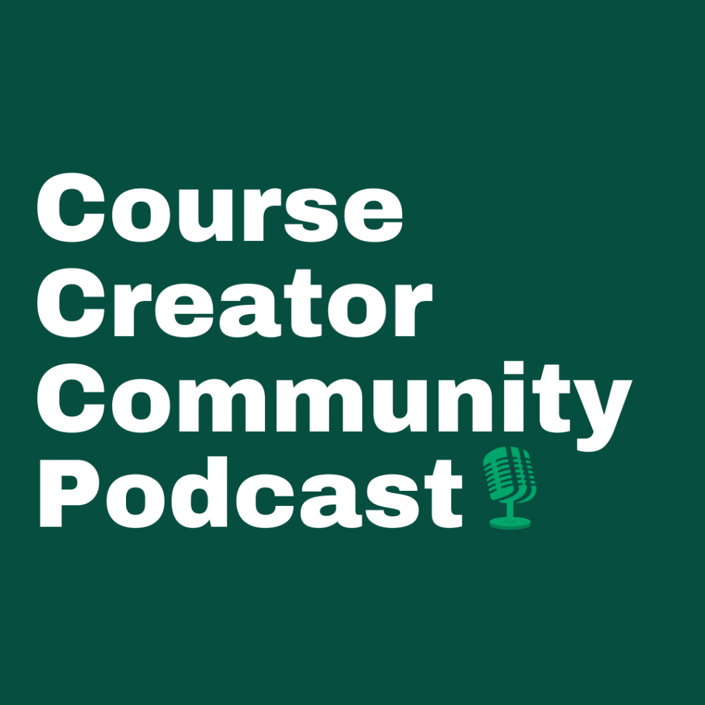 Feel free to join the Course Creator Community Facebook Group! https://www.facebook.com/groups/coursecreatorscommunity1 or visit our official website: https://www.coursecreatorcommunity.net/ We are a community with hundreds of online course creators, everyone in the community is super supportive and we all share tips and ideas!