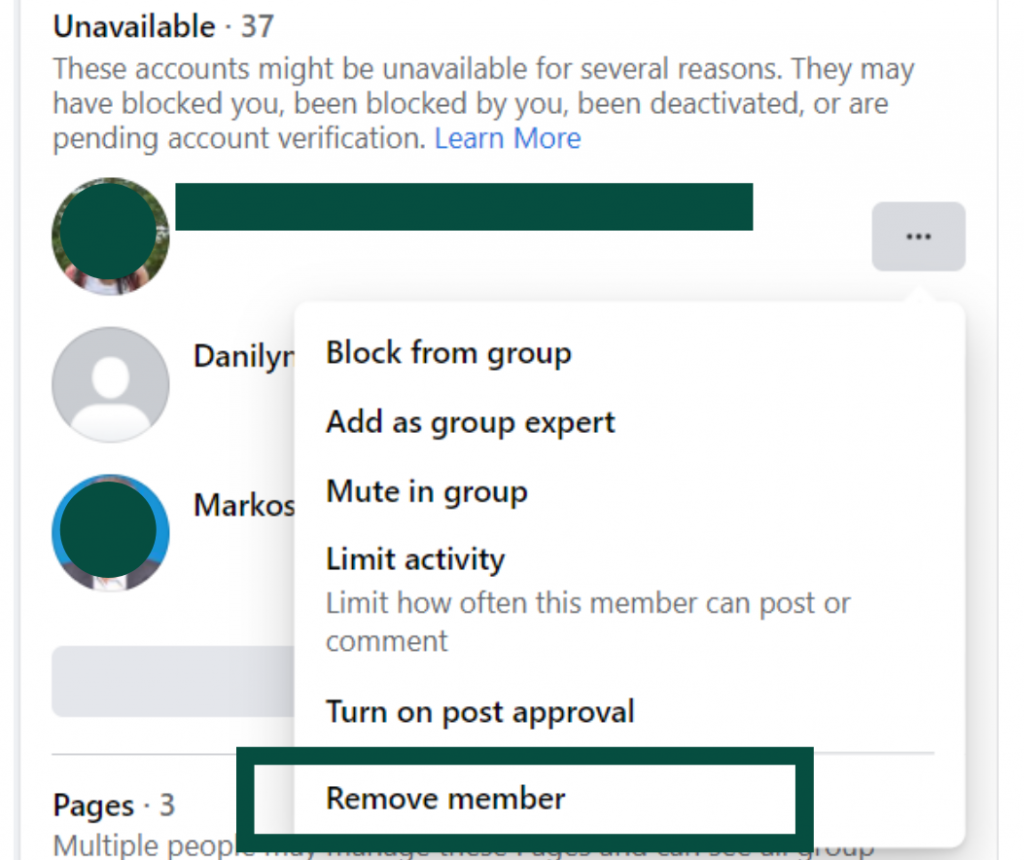 How to Remove Inactive Members From a Facebook Group (2021)