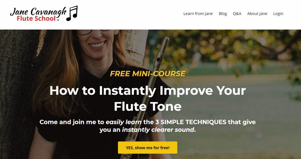 https://www.flute.school/