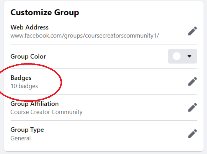 https://www.facebook.com/groups/coursecreatorscommunity1